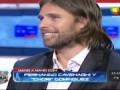 Кавенаги и Домингес матерятся в эфире аргентинскогоТВ
