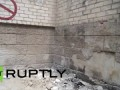 Ukraine: Children's hospital shelled in Slavyansk