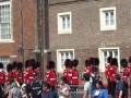 The Beatles в исполнении оркестра Королевской гвардии