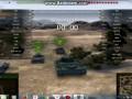 Игра Worlr+of Tanks Эль-Халлуф, штурм, слив боя быстро, и качественно.