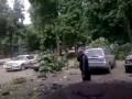 Луганск 02.06.2014 После авиаудара