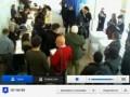 Валуев голосует на избирательном участке №199