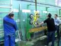 TECHNOCAT - работа со стеклом большого размера