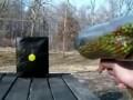 Пулемёт из пластиковой бутылки