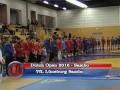 Dutch Open 2016 Sambo - VfL Lüneburg Sambo
