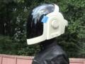 Как зделать шлем Daft Punk