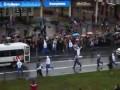 Олимпийский огонь Санкт-Петербург