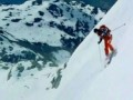 Виртуозный сноубордист