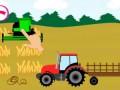 Мультик про машинки. Мультик про трактор. Трактор на ферме. Развивающие видео для детей