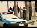 Снайпер застрелил мужчину взявшего заложницу
