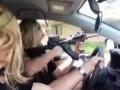 стрельба кавказцев на дороге