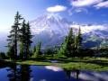 горное озеро00014