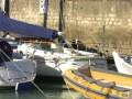 Неудачник в порту Сен-Мартен