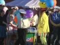 Выпускники из Петербурга устроили танцы на воде
