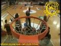 Баскетбол с трамплином