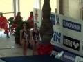 Svetlana Kolesnichenko/Svetlana Romashina (RUS) Free Duet Final, Savona European Champions Cup 2013