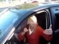 Задержание пьяной россиянки в Республике Беларусь