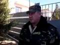 Командир вч  2904 Владимир Садовник
