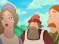Новый мультфильм: Иван Царевич и Серый Волк (трейлер)