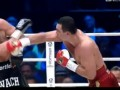 Vladimir Klitschko - Marius Wach Slow motion Moments Round 10 10/11/2012