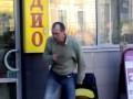 Уличный клаббер