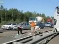 Авария на трассе (Мурманское шоссе)