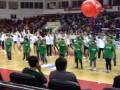 Безумный танец болельщиков Локо