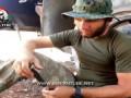 مقتل الإرهابي أبو أحمد الشيشاني أحد قادة مرتزقة الشيشان في سورية