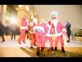 Клаусы отжигают в Москве!