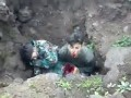 Two men executed and buried in Syria.