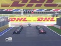 GP3 2014. Sochi Autodrom. Start Mess