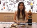 Японка Мики Пробует Квас, Черный Хлеб и Тульский Пряник / Japanese Girl Tastes Russian Kvass