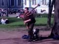 Metallica на волынке.Музыка Питера
