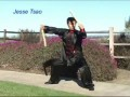 Tai Chi Taiji Double Bang/Baton in Chen Style