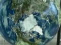Глобус-дисплей Geo-Cosmos