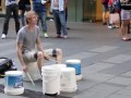 Best Street Drummer Ever [HD]