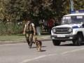 Учения полиции,в одном из городов Дагестана