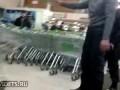 Драка в супермаркете