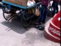 Cunning Roadside Vendor Cheating Customer