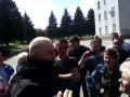 Срыв хунтой референдума в Красноармейске