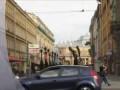 Ослепшая Россия с кровью на руках 05/09/2014 Санкт-Петербург