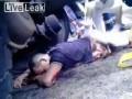 Попал под грузовик