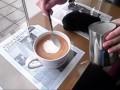 Кофейный художник