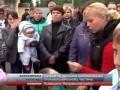 Отцовская блокада возле военкоматов, Западная Украина