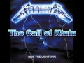 Metallica - The Call of Ktulu (HD)