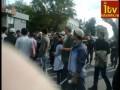 Разгон мусульман у мечети Проспект Мира