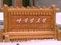 Учащаяся молодёжь КНДР отдыхает на Масикрёне