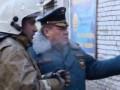 Как это было: видео ликвидации пожара на складе ...