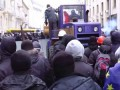 Штурм Администрации Президента трактором (01.12.2013)