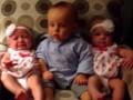 Малыш и близнецы